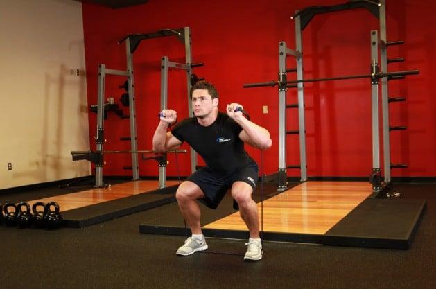 Sample Speed Training Workout