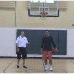 Warm Up Basketball Shooting Drill