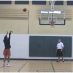 Freeze Fake Touch Shooting Drill