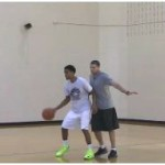 Tight Spaces Full Court Basketball Dribbling Drill