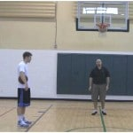 Steve Nash Double Between the Legs Partner Passing Drill