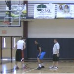 1 on 1 Hawk Defensive Drill