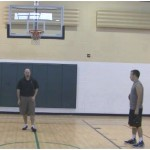 Steve Nash Between the Legs Partner Passing Drill