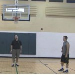 Steve Nash Double Crossover Partner Passing Drill