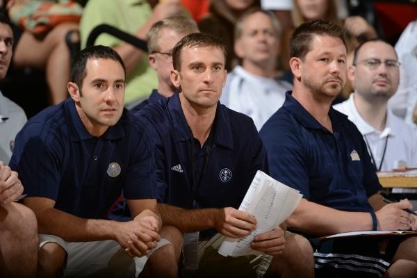 Chad Iske NAU Basketball Coaching Clinic Notes 2013