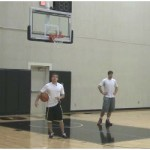 Closeout Slide Rebounding Drill