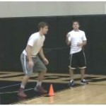 Resistance Band Defensive Slides