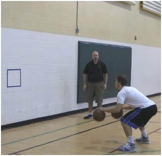 Steve Nash Advanced 2 Ball Push Pass Drill - Basketball HQ