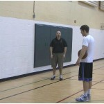 Steve Nash Two Ball Crossover Passing Drill