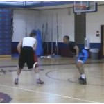 1 on 1 Middle Channel Hawk Defensive Drill