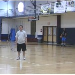 1 on 1 Zig Zag Triplets Defensive Drill