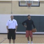 In and Out Rhythm Dribbling Drill