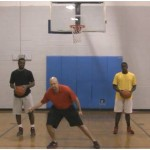 Behind the Back Crossover Dribbling Drill