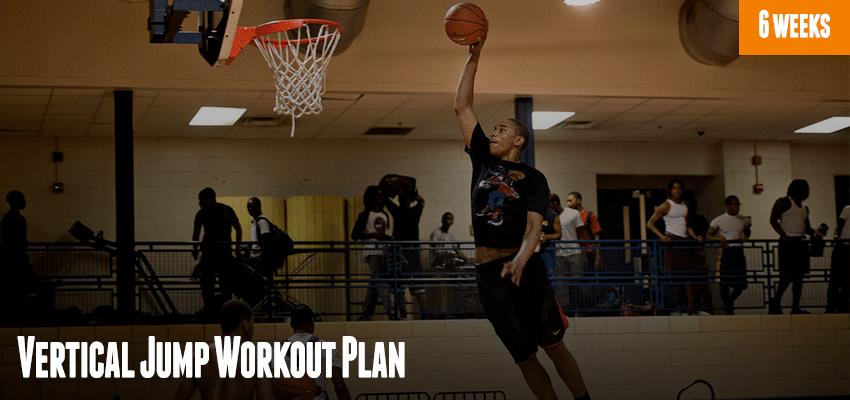 Vertical-Jump-Workout-Plan