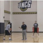 3 Bounce Crossover Dribbling Drill