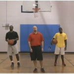 Reverse Between the Legs Crossover Dribbling Drill