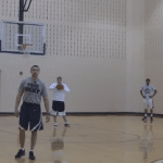 Around the Horn 3 Point Shooting Drill
