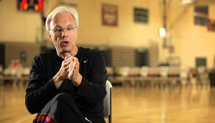 Kevin Eastman Basketball