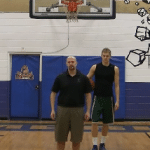 Backboard Tips Rebounding Drill   Basketball HQ