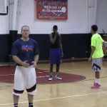 Elbow Attack Pull Back Drill   Basketball HQ