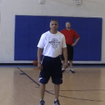 Georgetown Warm Up Shooting Drill   Basketball HQ