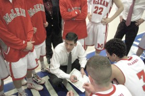 Taking Over a New Basketball Program