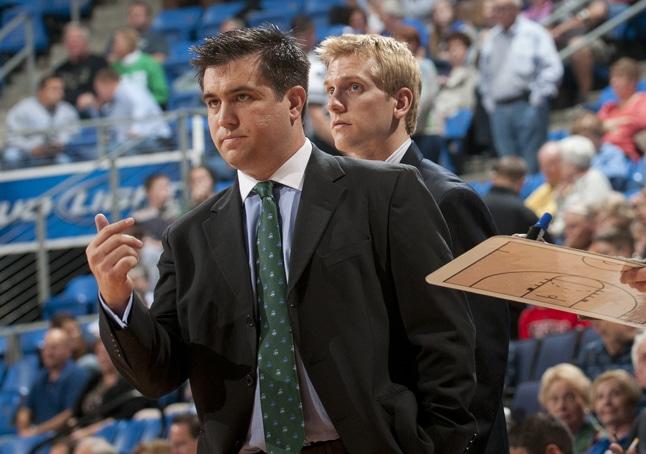 NCAA Basketball 2012: USC Upstate vs Saint Louis NOV 09