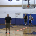 Behind the Back Rhythm Dribbling Drill   Basketball HQ