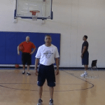 Kevin Sutton Curl Warm Up Shooting Drill   Basketball HQ