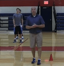 Screen the Screener to Flare Rip Shooting Drill