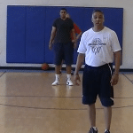 Slide Shooting Drill   Basketball HQ