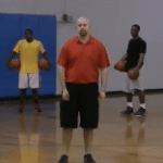 Two Ball Mirror Drill   Basketball HQ