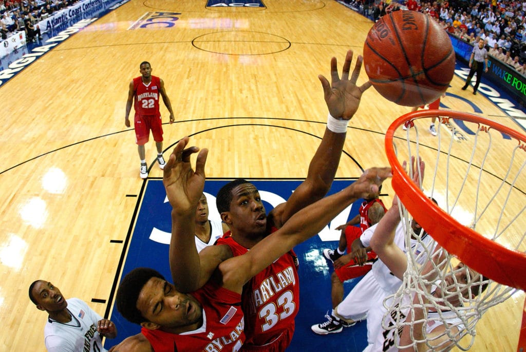 Rebound Basketball