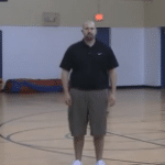 Jab Step Go Opposite Partner Shooting Drill
