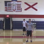 3 in a Row Shooting Drill   Basketball HQ