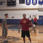 Guard Dump Off Shooting Drill   Basketball HQ