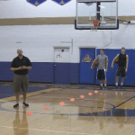 Between the Legs Rhythm Dribbling Drill   Basketball HQ