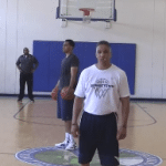 Kevin Sutton Penetrate and Kick Drill   Basketball HQ