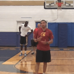 Post Feed Relocate Drill   Basketball HQ