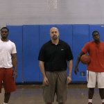 Double Between the Legs Behind the Back Dribbling Drill   YouTube