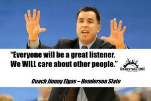 Basketball Coaching Leadership