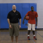 Double Between the Legs Rhythm Dribbling Drill   YouTube