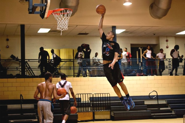 Basketball Vertical Jump Drills