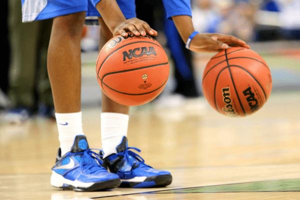 Stationary Two Ball Basketball Dribbling Drills