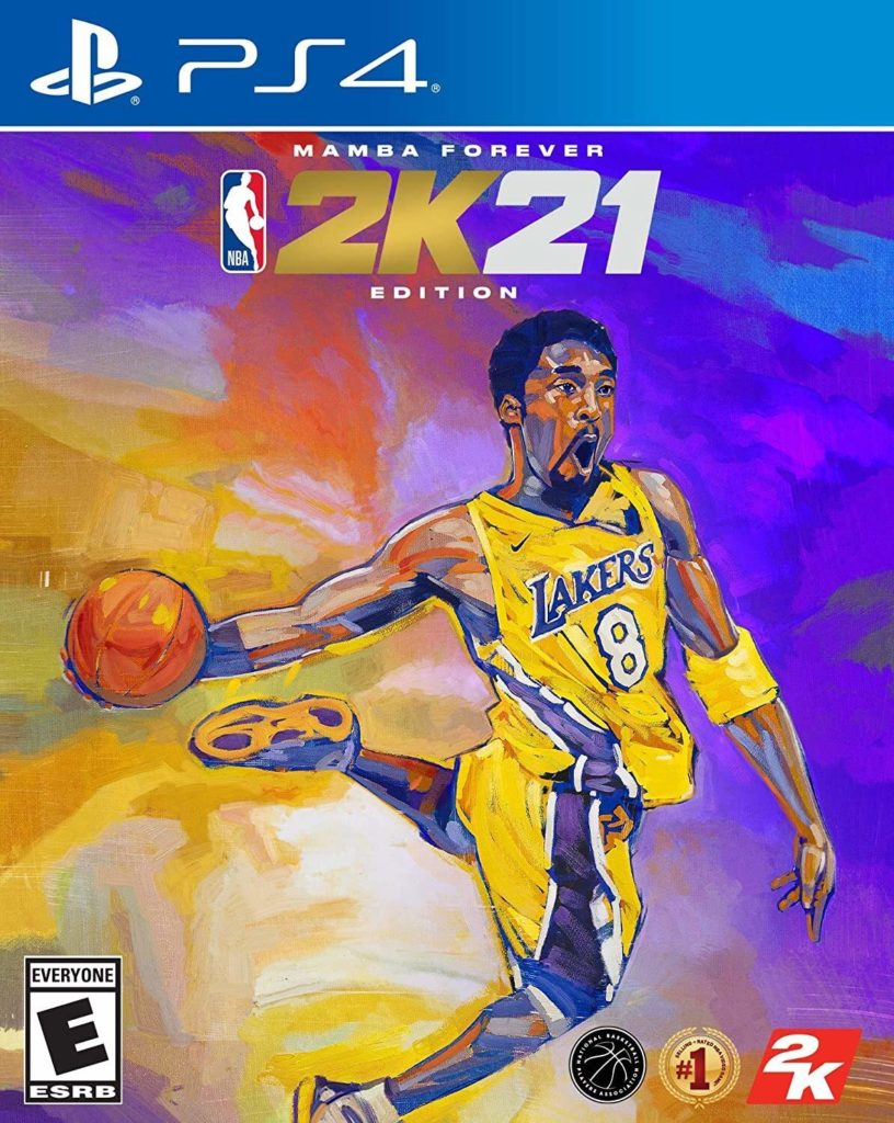 NBA 2k21 Video Game