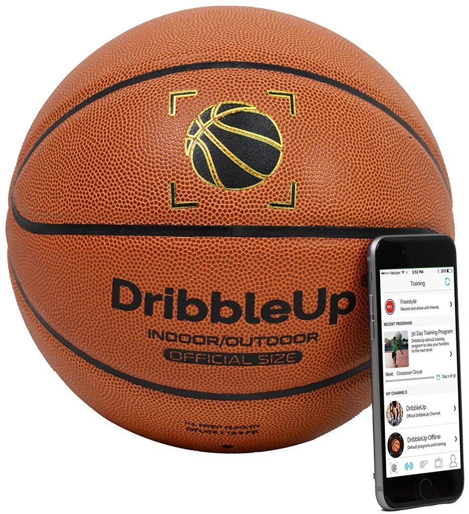 Dribble Up Training Basketball