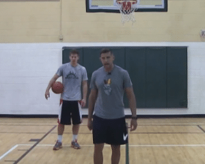 Tip In Finishing Drill