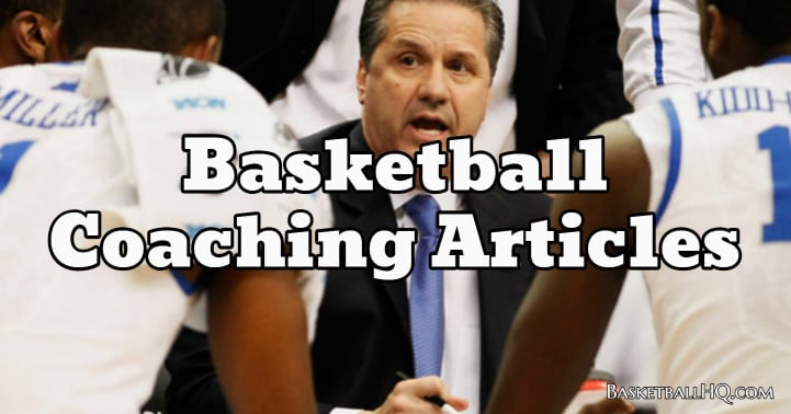 Basketball Coaching Articles