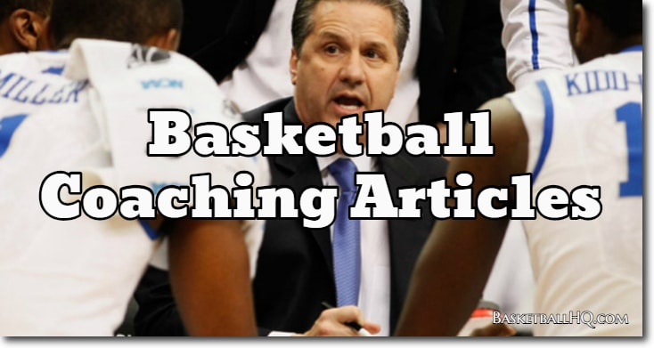 Basketball Coaching Articles