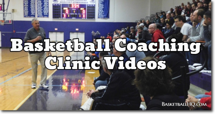 Basketball Coaching Clinic Videos